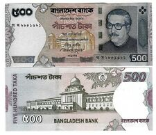 BANLADESCH BANGLADESH 500 TAKA 2009 UNC P 50 a