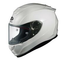 NEW OGK KABUTO RT33 WHITE L Large  Motorcycle Full face Helmet Japanese Model