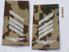 BW-rango cinghie: stato Maggiore il soldato, Luftwaffe, Bianco/IMBOTTITA