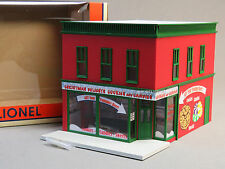 LIONEL CHRISTMAS DELIGHTS COOKIES & CANDIES STORE O GAUGE building 6-83292 NEW