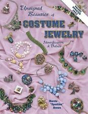 Costume Jewelry Identification Value Guide Collector Reference Book Marcia Brown