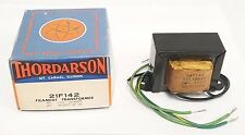 21F142 - THORDARSON FILAMENT TRANSFORMER 50/60CPS 1 AMP - NEW