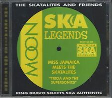 TRICIA & THE SUPERSONICS - KING BRAVO SELECTS - (still sealed cd) - MOON CD 028