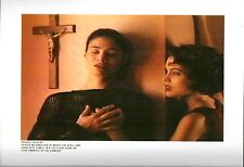 "E Photo Foto vera  Alyssa Milano  -Charlotte Lewis ""Embrace of the vampire"""