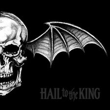 AVENGED SEVENFOLD: HAIL TO THE KING 2013 CD NEW