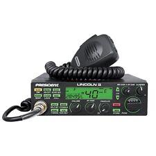 RADIO CB Presidente Lincoln II V3 ASC (28-29.7) AM FM LSB USB CW 10m 11m