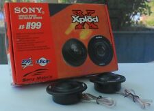 Cheap !!!! Cheap !!!! 1 pair   SONY XS-H99 NEW tweeter Car Audio car speaker