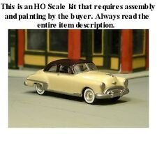 "HO SCALE: 1949 OLDSMOBILE ""ROCKET 88"" 2-DOOR SEDAN by Sylvan-Kit V-167"