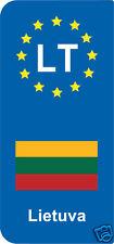 2 Stickers Europe LT Lietuva