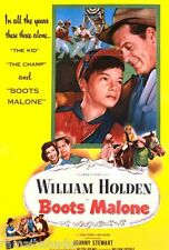 Boots Malone (1952) DVD William Holden, Stanley Clements