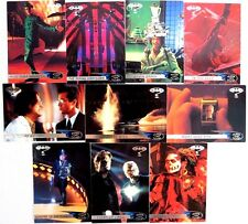 Vintage FLEER ULTRA 95 Batman Forever Trading/ Collection Cards Set of 10 1995
