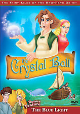 The Fairy Tales of the Brothers Grimm (The Crystal Ball/The Blue Light),New DVD,