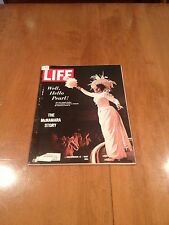 LIFE Magazine Well Hello Pearl December 8 1967 Pearl Bailey Harold Robbins