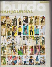 burda Nähjournal  aus Heft 3/2007 mit ausführlichen Anleitungen & Schnittmuster