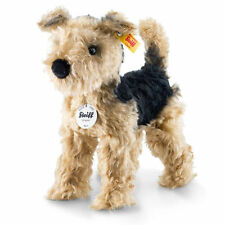 STEIFF EAN 033735 Terri Welsh Terrier New in Steiff Gift Box