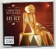 Christina Aguilera Maxi-CD Hurt - EU 2-track