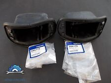 VOLVO AMAZON 122 121 220 1962-70 FLASHER CASINGS RUBBER L+R NEW!!!