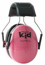 New! ACOUSTIC EARMUFFS 3M™ Peltor™ KID PINK EAR MUFFS CHILDREN H510K-SNR