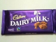 200gram BAR OF CADBURY'S DAIRY MILK - BRITISH CHOCOLATE - SHIP WORLDWIDE