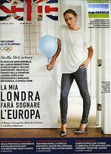 SETTE- Corriere della Sera N°16/19.APR.2012 * STELLA McCARTNEY- GIOVANNI FALCONE