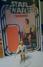 Vintage Star Wars LUKE SKYWALKER FARM BOY RAISE BAR CHINA FIRST 12