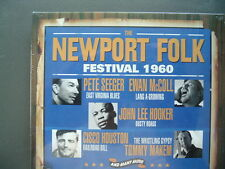 The Newport Folk Festival 1960, nouveau OVP, 3 CD set, 2012