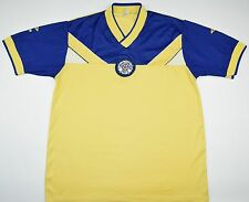 1986-1988 LEEDS UNITED UMBRO AWAY FOOTBALL SHIRT (SIZE M)