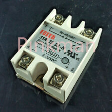 1 pc FOTEK 25DA-H Solid State Relay SSR Single Phase DC-AC