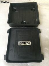 APRILIA RSV 1000R 2002   ECU BOX AND COVER  GENUINE OEM  LOT33  33A234 - M575