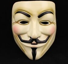 Halloween Masks V For Vendetta Mask Guy Fawkes Anonymous Fancy Dress Costume