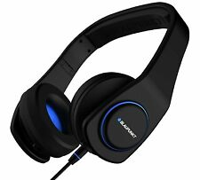 Blaupunkt bpa-505 On-Ear Cuffie-Nero