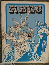 RBCC   Rocket's Blast Comicollector  #109 Conan Cover 1975?