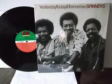 "The Spinners,Atlantic19100,""Yesterday,Today & Tomorrow""US,LP,stereo,In shrink,M-"