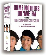 Some Mothers Do 'Ave 'Em: The Complete Collection 1973 Brand NEW DVD