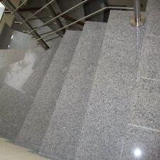 Tritt- und Setzstufe Naturstein Granit Cristall poliert 125/30/3+125/15/2cm