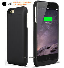 Portable Heavy Duty Backup External Battery Charger Case for iPhone 6S+ Plus /6+