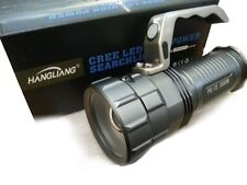 Torcia LED 58000W con Zoom / Hangliang / Led Flashlight / T6 / Cree LED /HL 3046