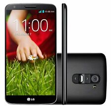 NEW Unlocked LG G2 D802 GSM 4G LTE Android OS Mobile Phone - 16GB 13.0MP - Black