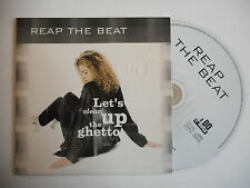 REAP THE BEAT : LET'S CLEAN UP THE GHETTO [ CD SINGLE ] ~ PORT GRATUIT
