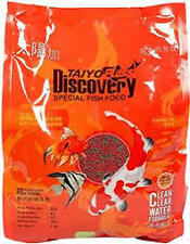 Taiyo Discovery Fish Food 1kg - 1.2mm Pellet - For All Kind Of small Fishes