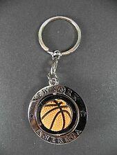 New York City Schlüsselanhänger Keyring,BASKETBALL,Souvenir USA Amerika,Neu