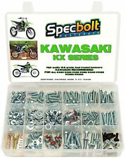 313pc Kawasaki KX Bolt Kit 60 65 80 85 100 125 250 400 420 500 motor plastics