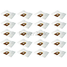 20 x G, GXL Vacuum Bags for Bosch PRO SILENCE SILENCE SOLIDA Hoover UK