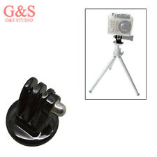 Black Convert Mount Adapter for Tripod Gopro Hero 3 2 1