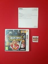 NINTENDO 3DS ANGRY BIRDS STAR WARS EN ESPAÑOL