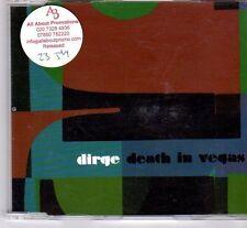 (DX823) Dirge, Death In Vegas - 2000 CD
