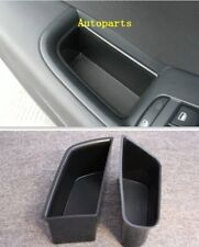2PCS Audi A4 B8 A5 Container STORAGE BOX Bin Kit driver Left & Right DOOR