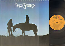 ARLO GUTHRIE Last of the Brooklyn Cowboys LP Record MINT 1973