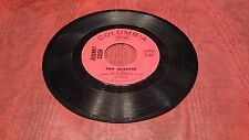 "JOHNNY CASH  ""A BOY NAMED SUE / SAN QUENTIN"" 45 RPM Record"