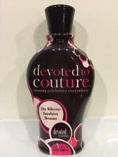 Devoted Creations DEVOTED TO COUTURE Bronzer Tan Indoor Tanning Bed Lotion